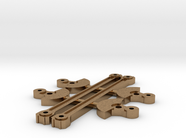 M&L Booster Truchk Counter Weights and Side Rods