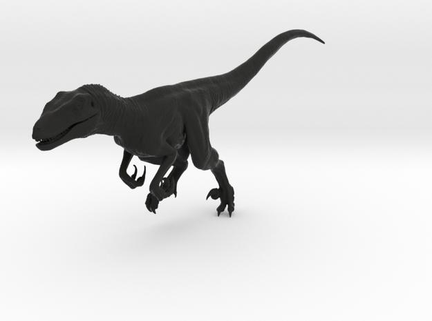Dinosaur Raptor 25 cm running V2