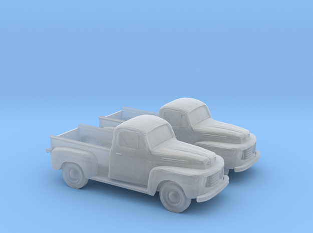 1/160 2X 1948-52 Ford Pickup