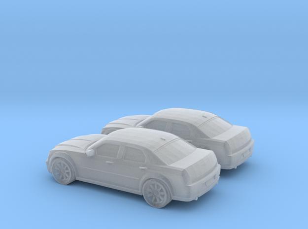 1/160 2X 2005 Chrysler 300