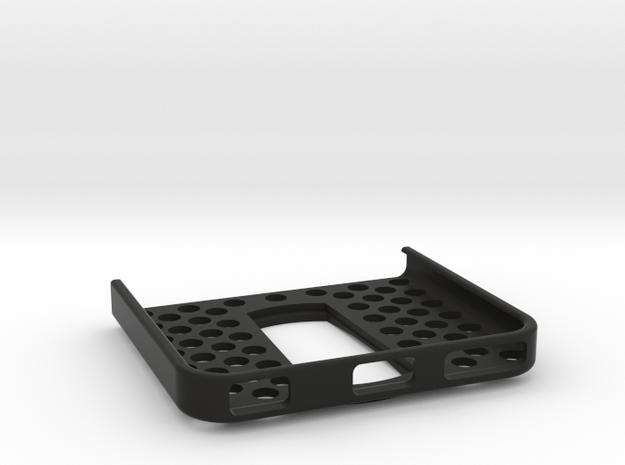 Iphone 6 Plus Mount in Black Natural Versatile Plastic