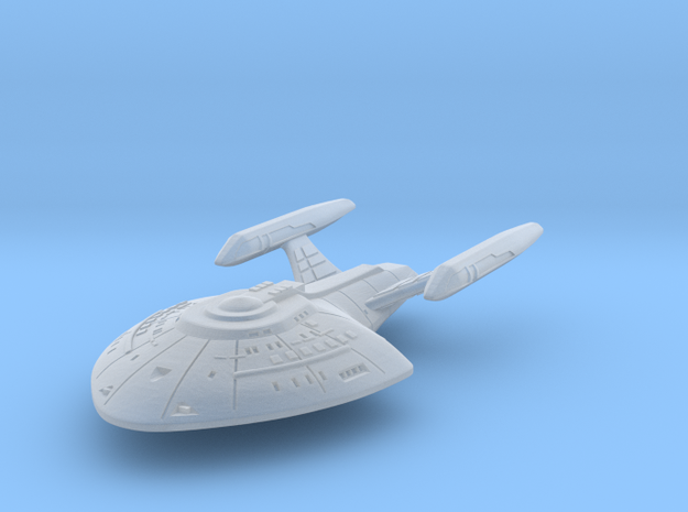SF Light Science Vessel Mk2 1:5000 in Smooth Fine Detail Plastic