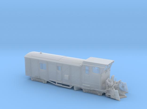 HSB Schneeschleuder LSF 071 Spur H0m (1:87) 3d printed