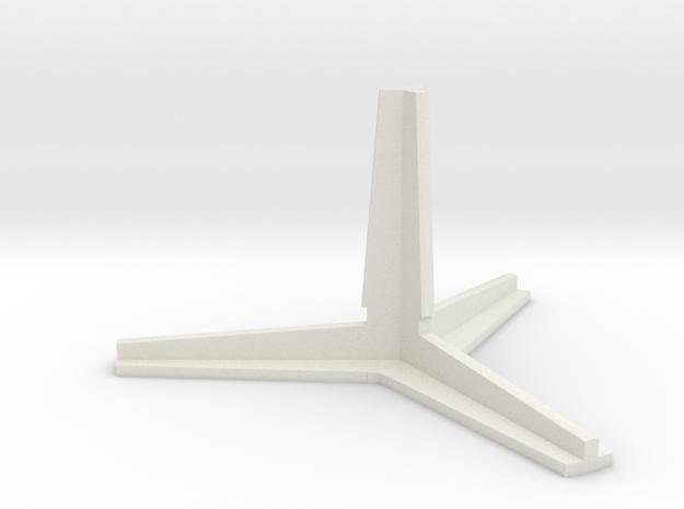 2015061103DaleStemenStandingTopOnly1000 in White Natural Versatile Plastic