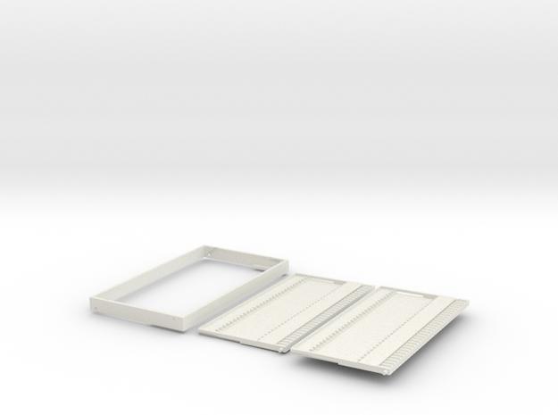 Shipping7-60 25Jun in White Natural Versatile Plastic