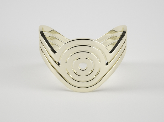 Concentric Ring Size 6