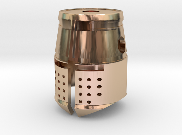 Templar in 14k Rose Gold Plated