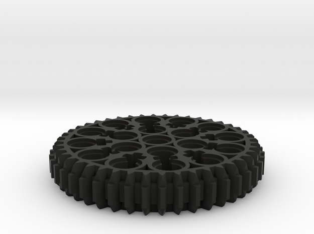LEGO®-compatible alternative 44-tooth bevel gear R 3d printed