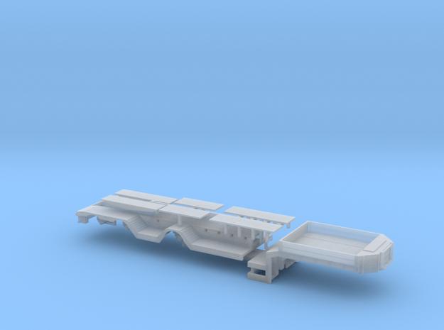 B-005 Tieflader ähnlich Broshuis ver.5 1/87