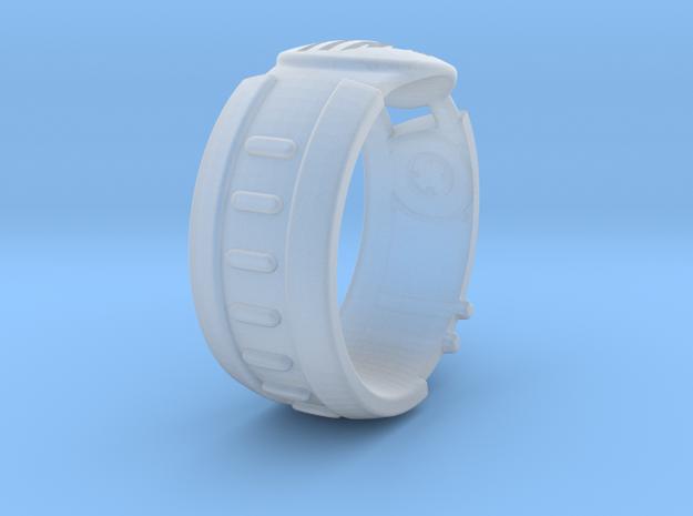 Visor Ring 11 3d printed