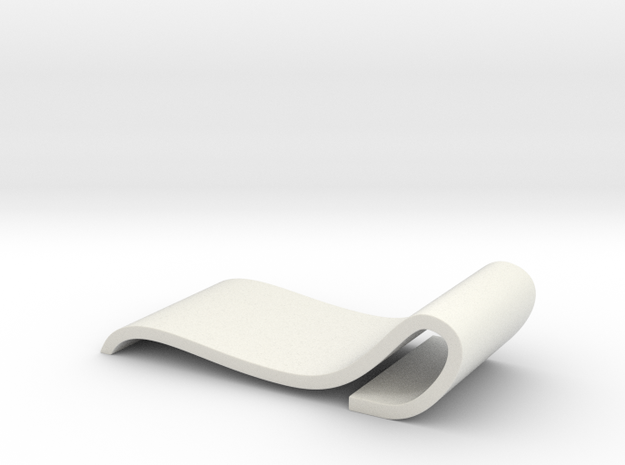 Couch No. 44 in White Strong & Flexible