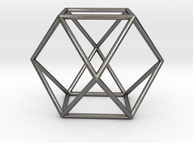 Vector Equilibrium - Cuboctahedron 40mm Sacred Geo