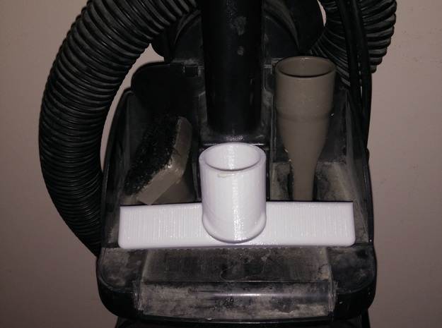 Vacuum  in White Strong & Flexible