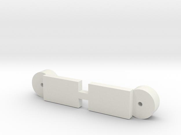 Truck Adaptor for IHC, AHM & Rivarossi 3d printed