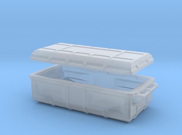sci fi cargobox with lid