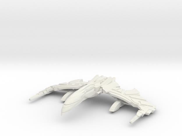 Chaos Class Refit C Warbird in White Strong & Flexible
