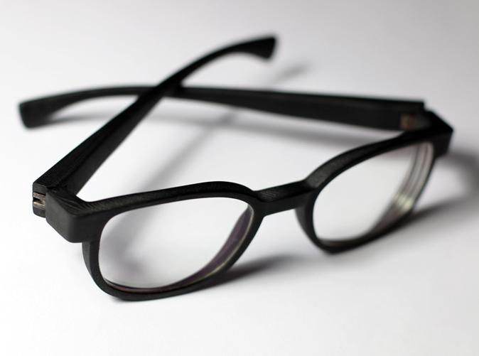 Test material Black Nylon
