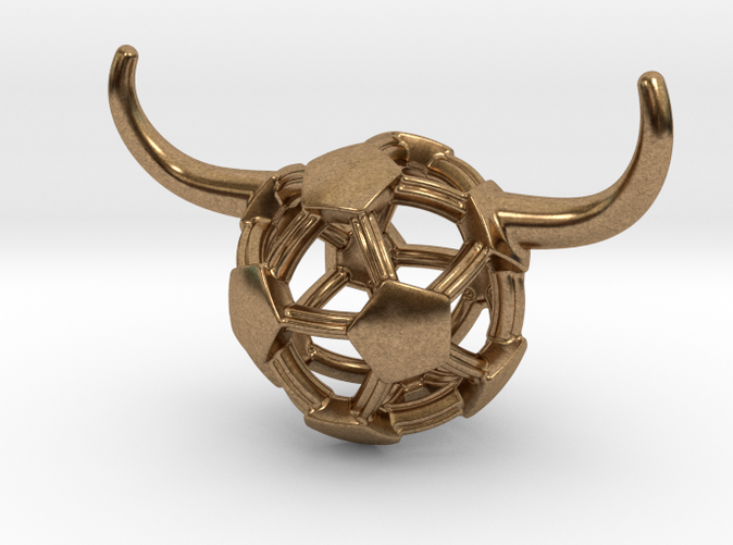 Raw Brass / For other materials and prices... please click on material icons.