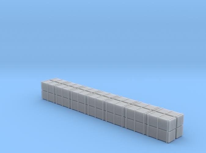 14 wood Loads Z scale