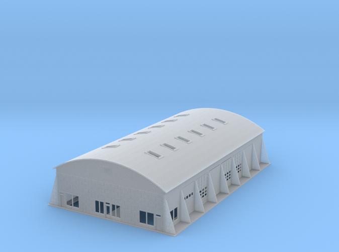 Steve Wilson Warehouse Facility Z scale