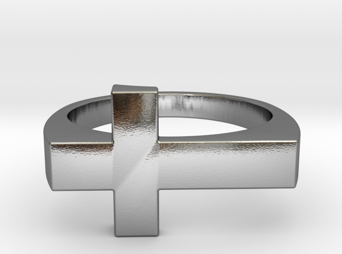 ISIDE Ring in 925 sterling silver
