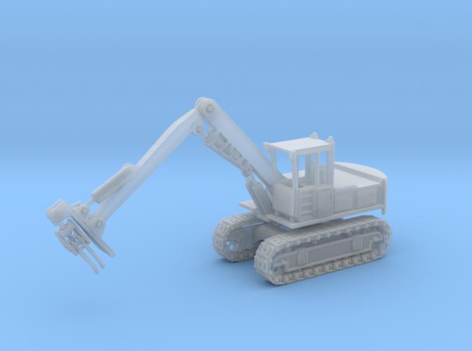 Hitachi Log loader z scale