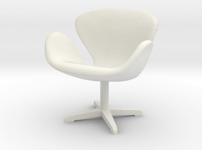 Swan Lounge Chair - Arne Jacobsen