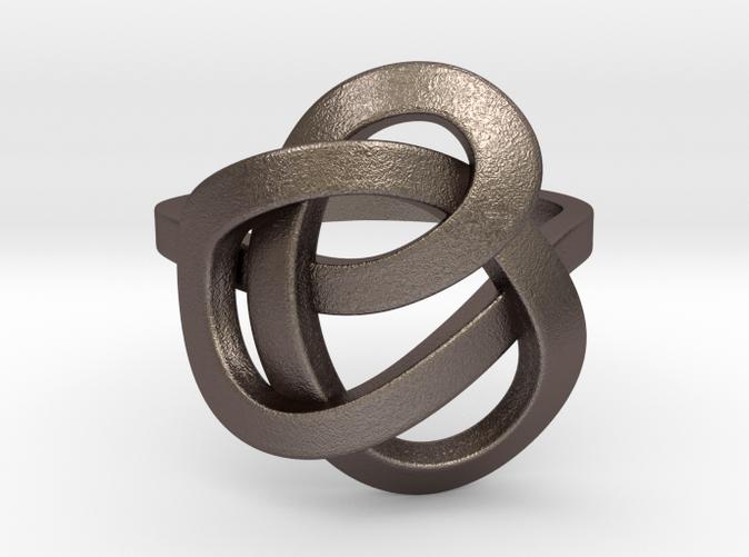 Stainless Steel Ring Celtic