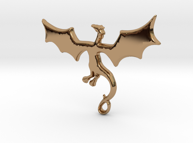 Dragon Pendant (different materials have different prices)