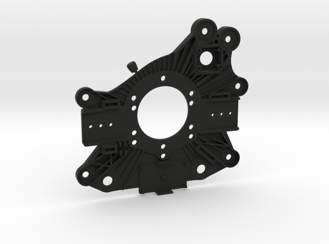 Sim Racing Wheel Plates