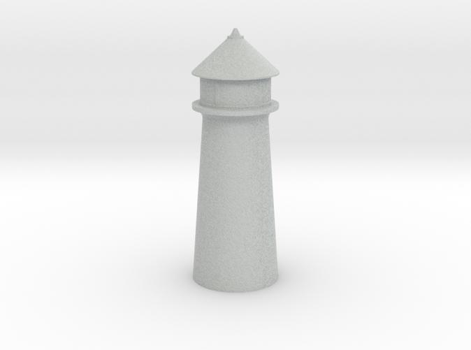 Lighthouse Pastel Blue