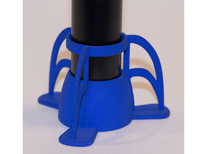 Blue Strong & Flexible Polished (e-cigarette not included).