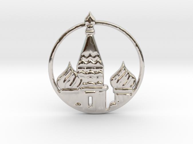 Kremlin Pendant is spectacular.