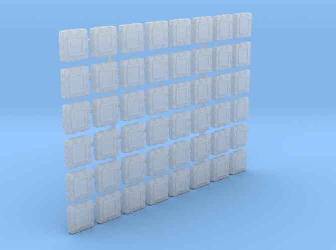 1/200 Scale Denton Rafts x48