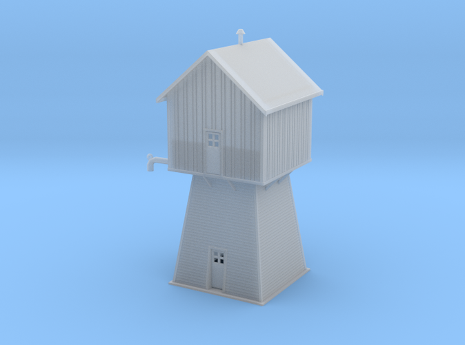 Sweden Water Tower Z scale