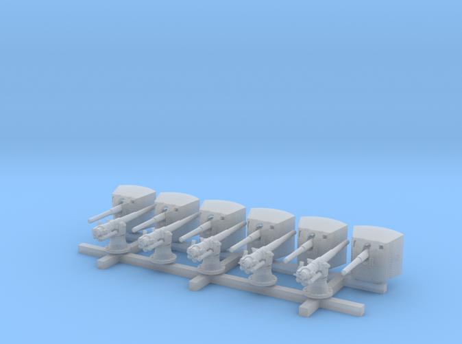 1/350 SMS Emden 10.5cm/40 SK L/40 Guns