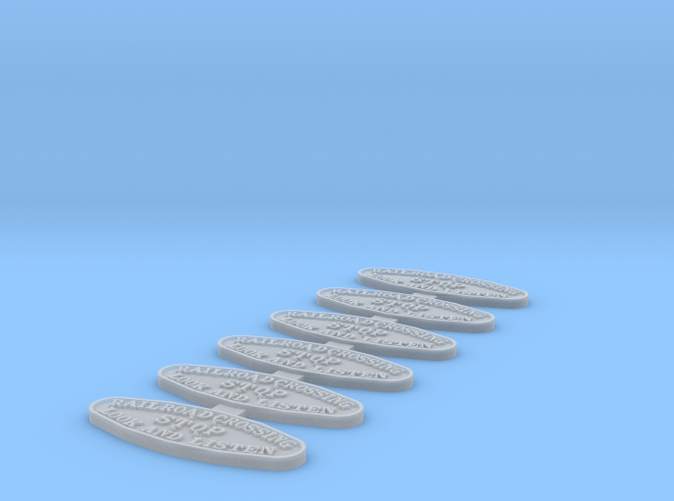 O scale FUD rendering