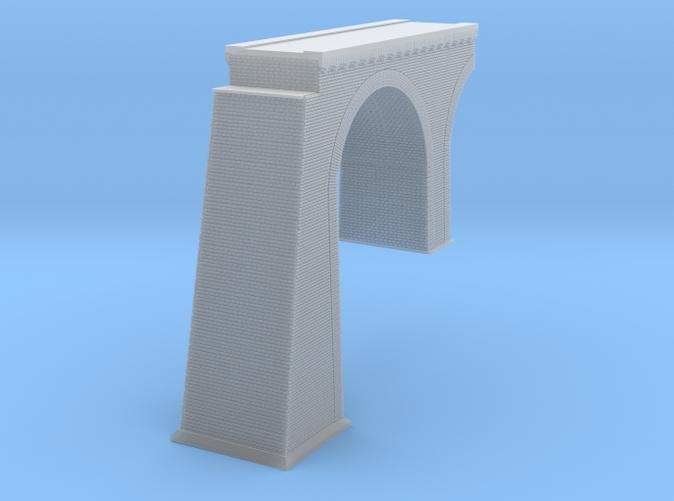 Chrzpsko Arched bridge Z scale