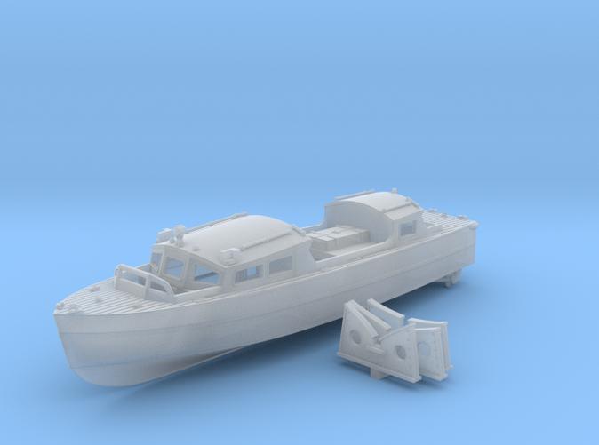 1/144 Royal Navy 35ft Fast Motor Boat