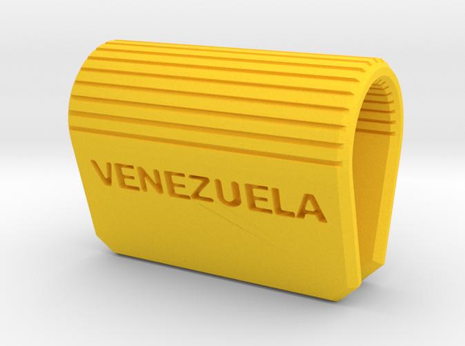 Webcam Cover Venezuela Yellow
