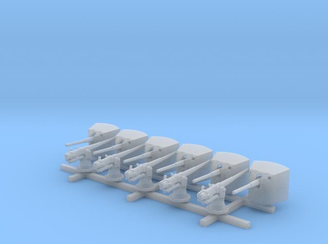 1/250 SMS Emden 10.5cm/40 SK L/40 Guns