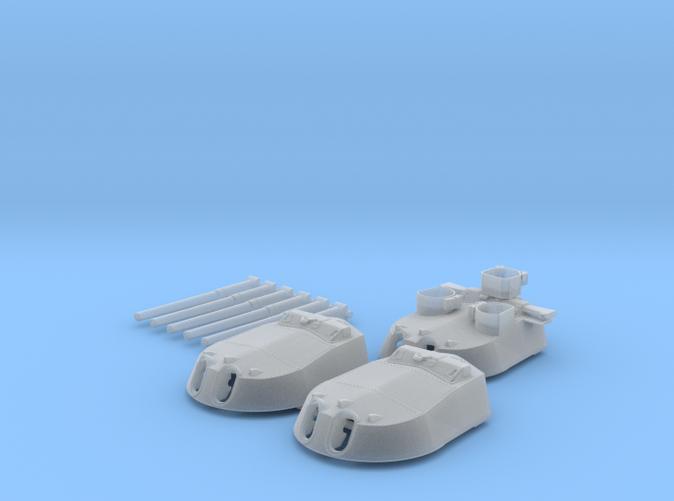 1/350 MKI* HMS Renown Guns 1942