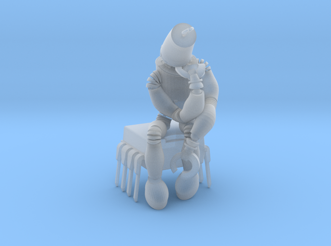 "boOpGame Shop - Auguste Rodin "" The Thinker """