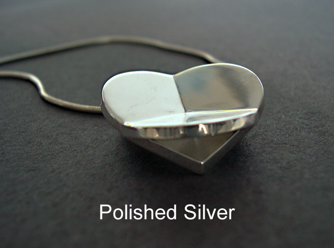 Polished Silver
