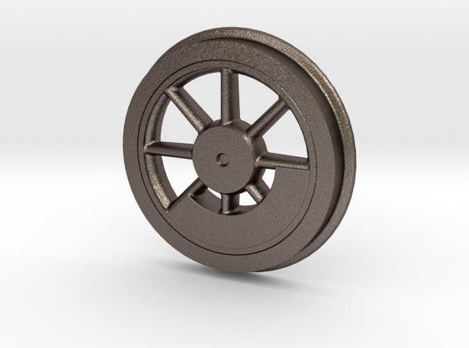 """Baldwin 33"""" Driver with Flanged Tire"""