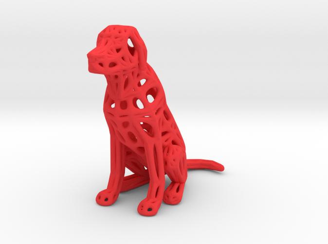 Voronoi Dog Sitting