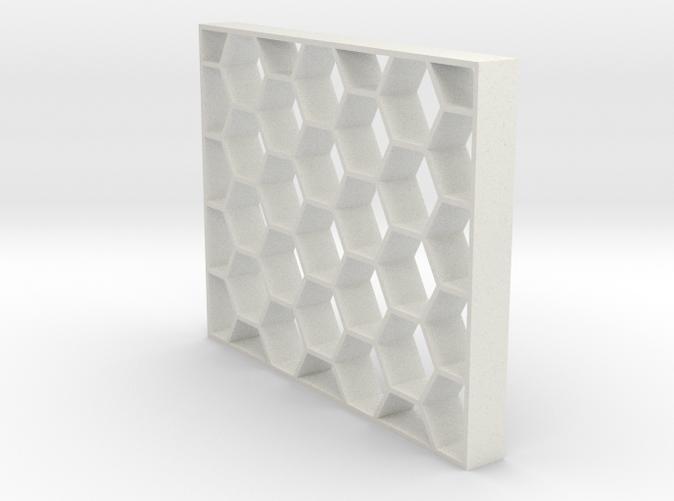 Honeycomb Event Partition