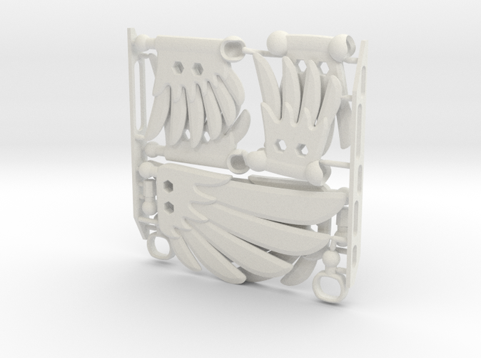 Poseable Wing Set for ModiBot