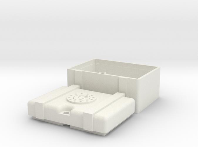 MST CFX CMX fuel cell receiver box