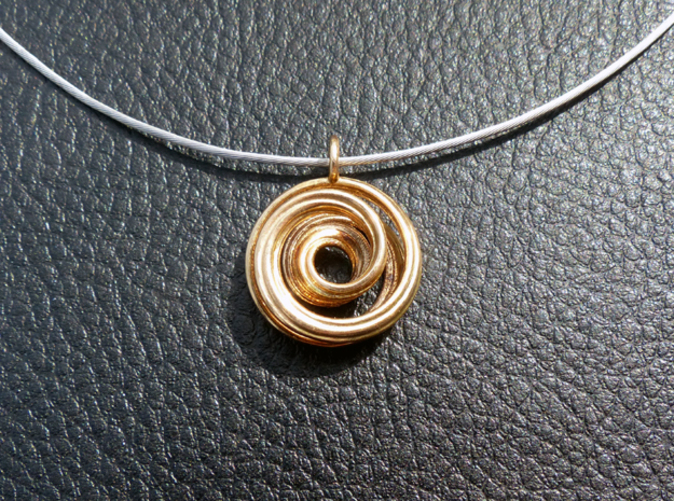 Shown in Polished Bronze